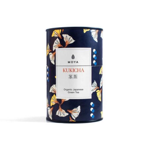 Moya Kukicha Organic Green Tea 60g tin